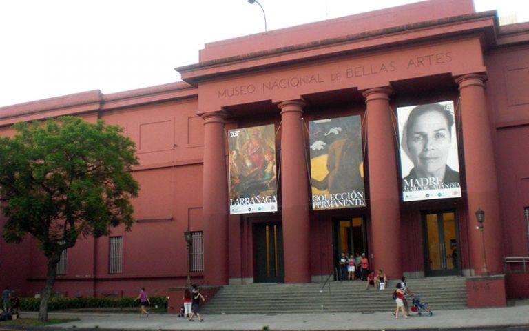 Museo Nacional de Bellas Artes_MNBA