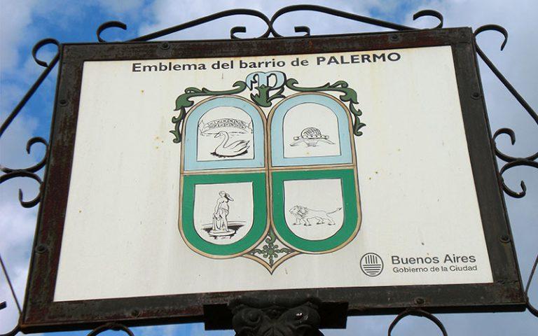 Ruta completa per Palermo