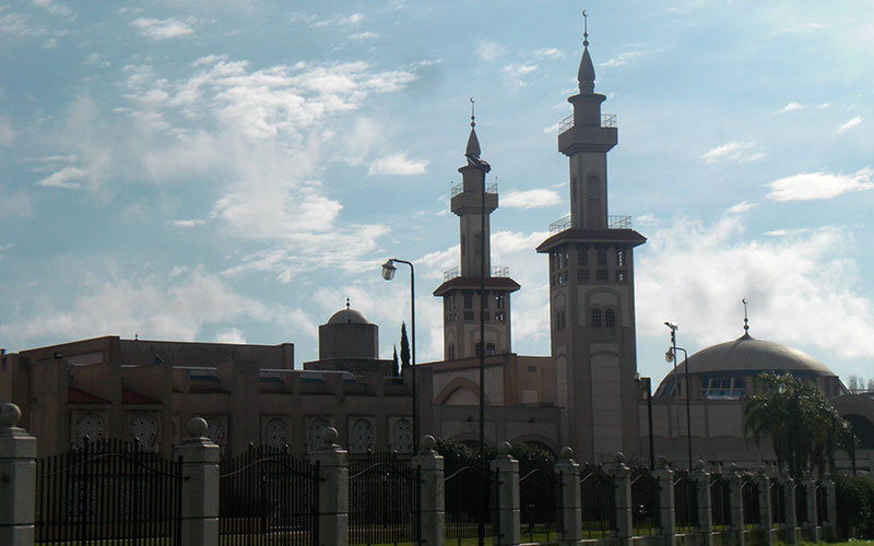 Centro Cultural Islámico Rey Fahd
