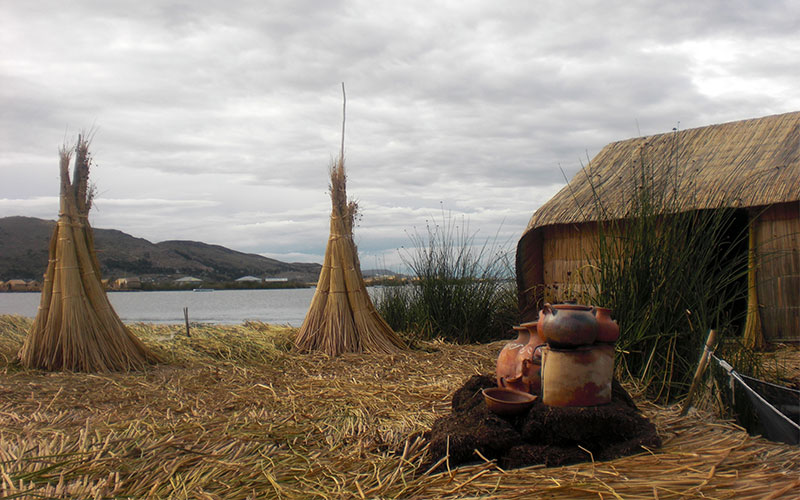 Puno i el Lago Titicaca (Perú)