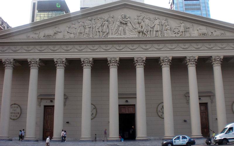Secrets Plaza de Mayo Buenos Aires Catedral Metropolitana