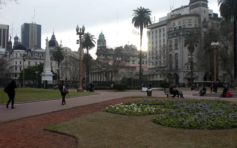 Secrets de la Plaza Mayo a Buenos Aires