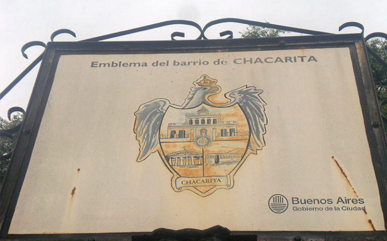 Ruta completa per Chacarita