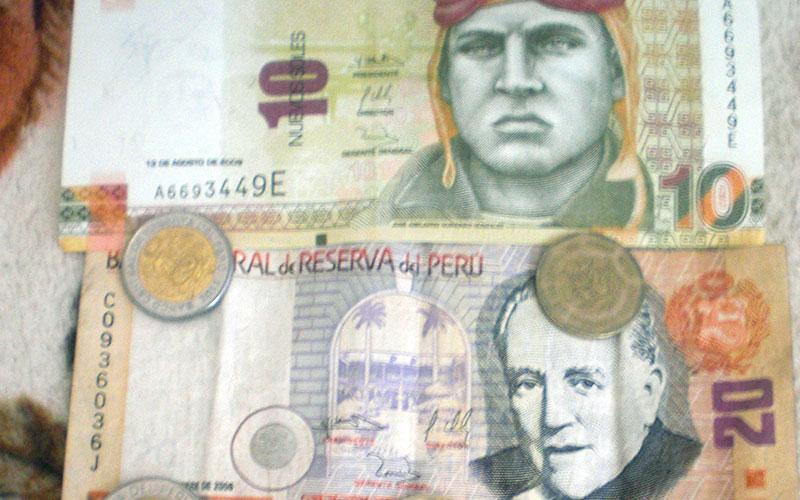 Itinerari pel Perú