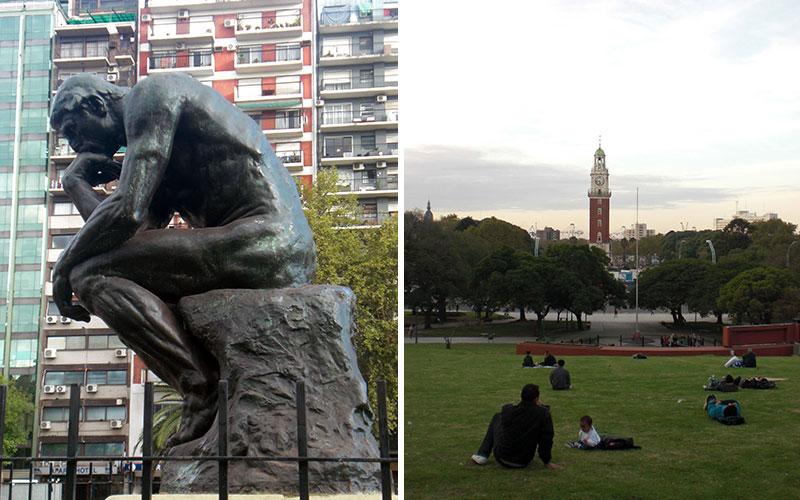 parcs per visitar a Buenos Aires