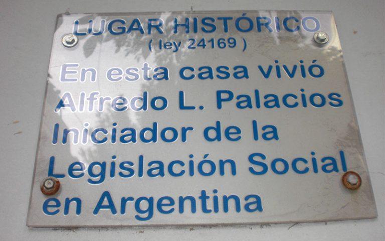 Museo Casa Dr. Alfredo L Palacios