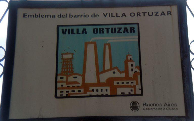 Ruta completa per Villa Ortúzar