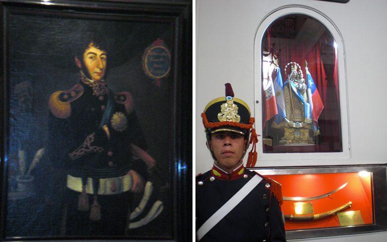 Museo Histórico del Regimiento Granaderos a Caballo General San Martín
