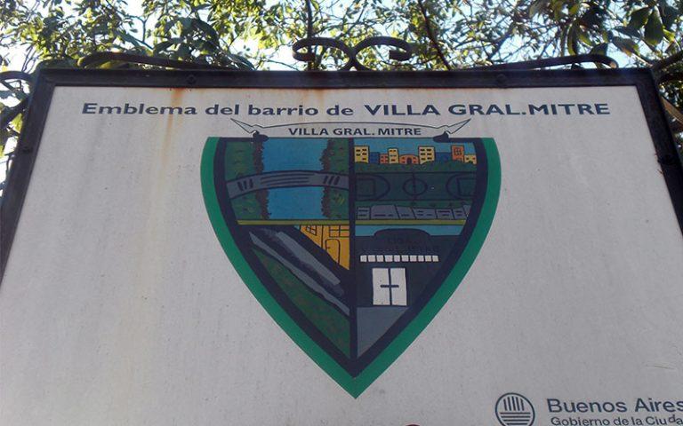 Ruta completa per Villa General Mitre