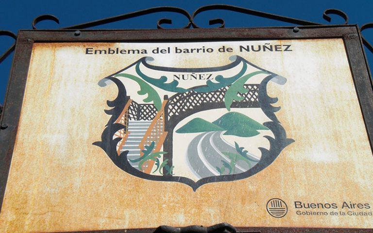 Ruta completa per Núñez