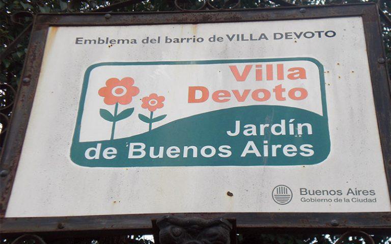 Ruta completa per Villa Devoto