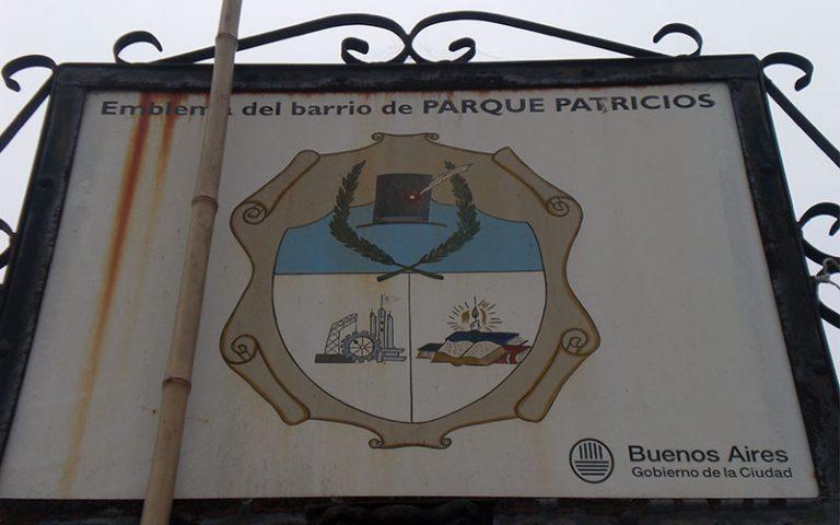 Ruta completa per Parque Patricios