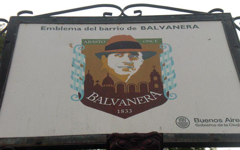 Ruta completa per Balvanera