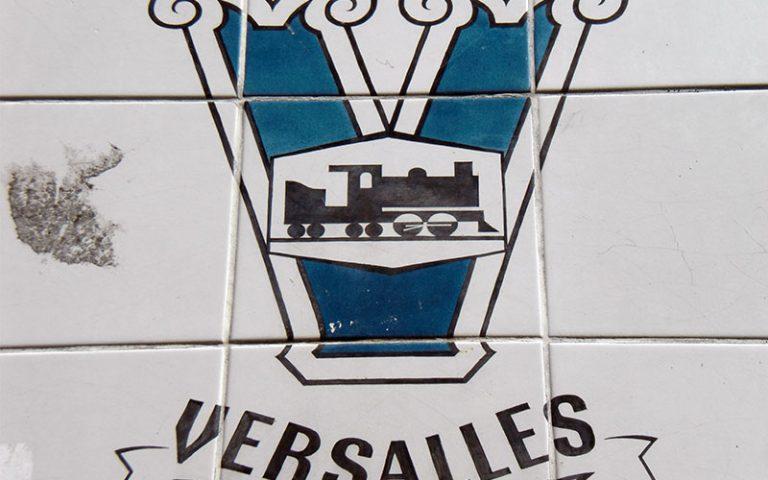 Ruta completa per Versalles