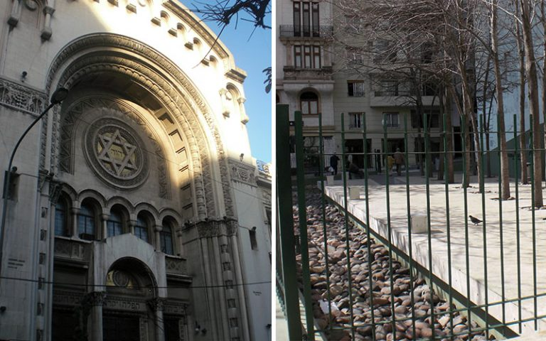 Temples religiosos a Buenos Aires