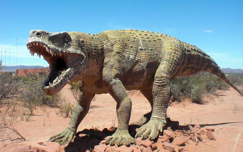 dinosaures argentina Parque Nacional de Talampaya