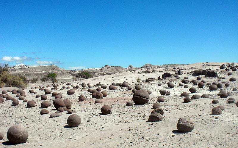 valle de la luna, san juan, argentina