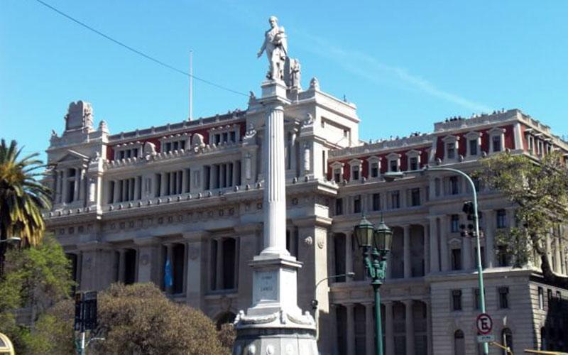 Ruta dels Governants i Presidents d'Argentina des del virregnat fins als radicals.
