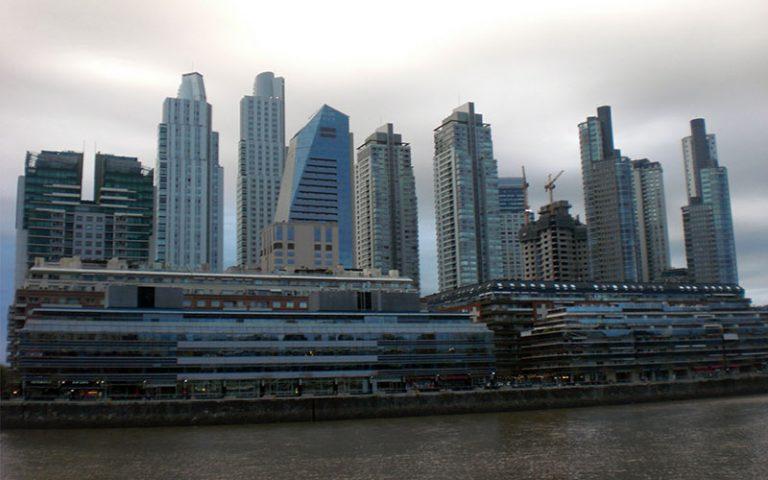 Història de Buenos Aires a través dels seus edificis