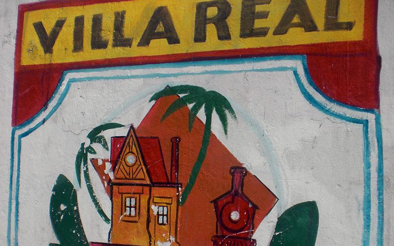 Ruta completa per Villa Real