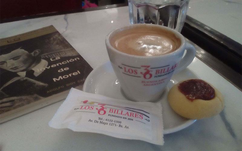 curiositats de buenos aires cafè bar notable