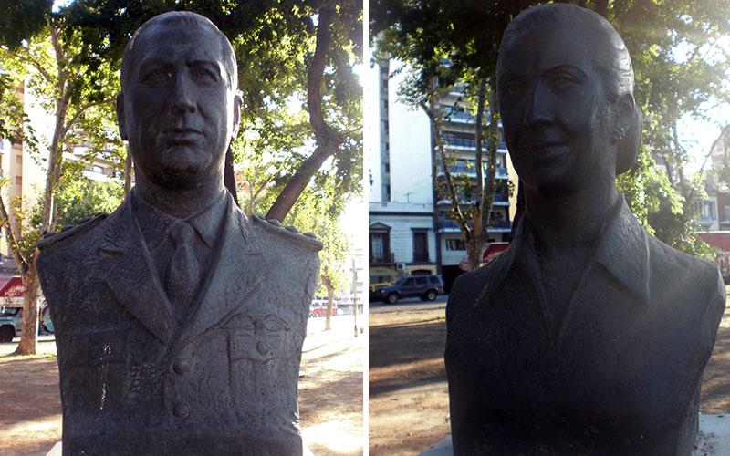 Perón a l'exil·li