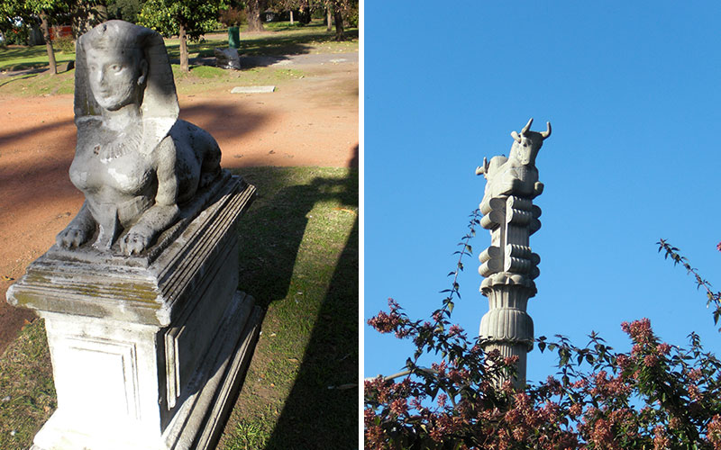 Ruta de la història clàssica per Buenos Aires