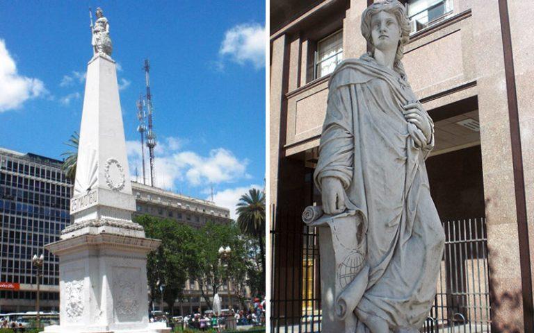 Monuments del Centenario