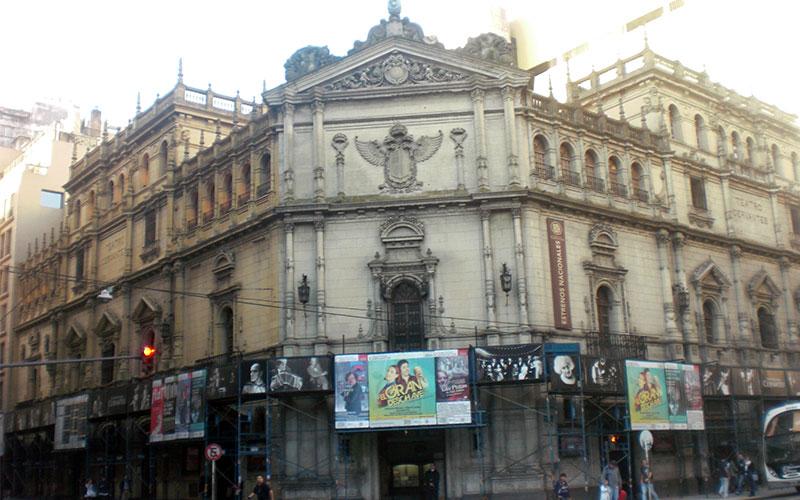 Teatro Nacional Cervantes i Museo del Teatro