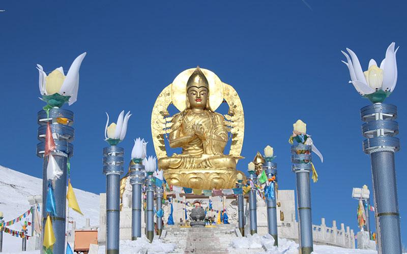 budisme a mongòlia