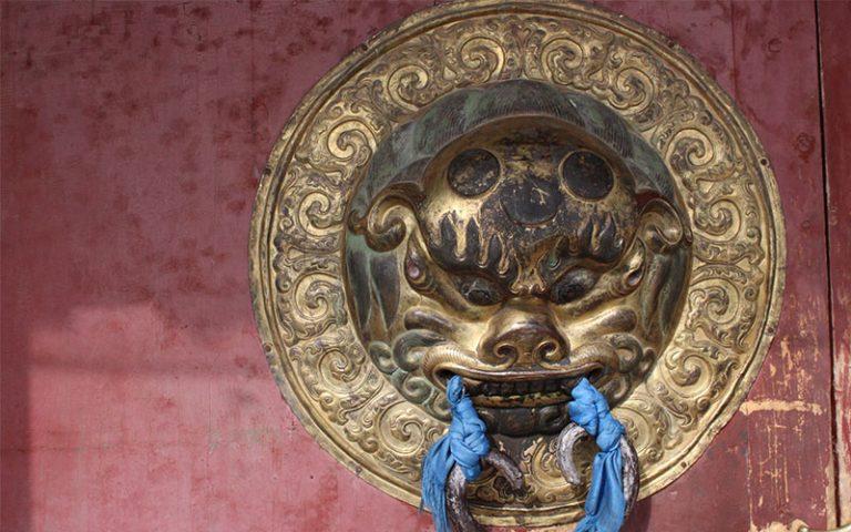 Tavessar de Mongòlia a Xina