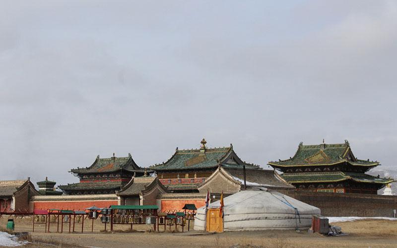 viatjar per lliure per Mongolia