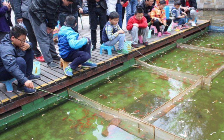Tot el que pots fer en un parc a Xina