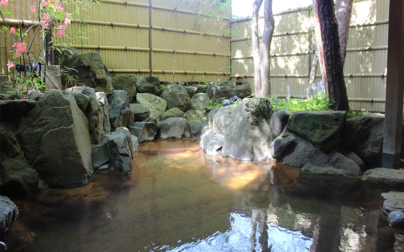 com banayar-se a un onsen japo