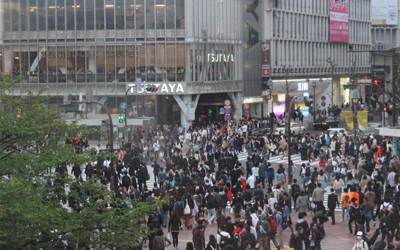 ruta visitar tokyo