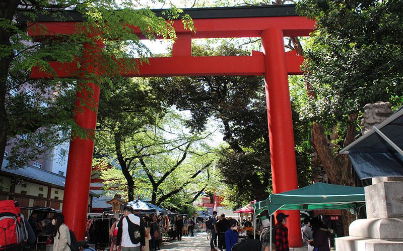 ruta gratis per Tokyo