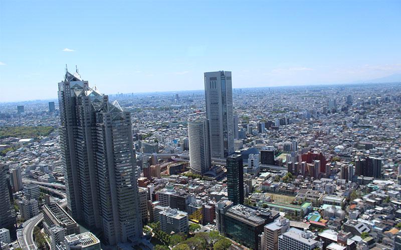 Que vistar a Tokyo