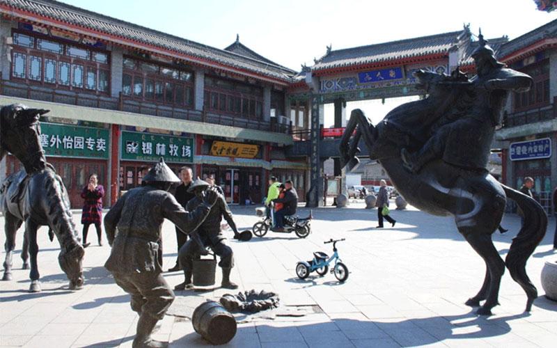 Com moure't per Xina