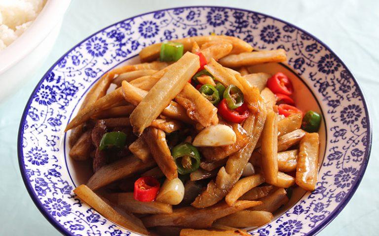 Què menjar a la Xina