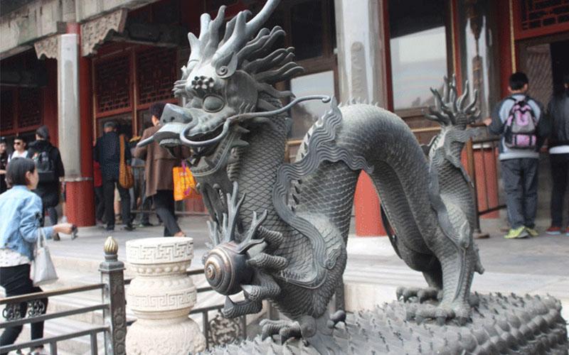 Xina amb pressupost motxiller