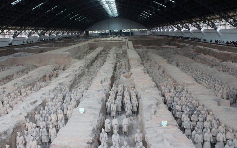 Guerrers de Terracota (Xina)