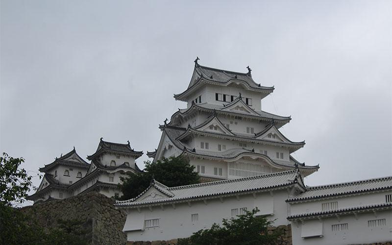 castells del japo