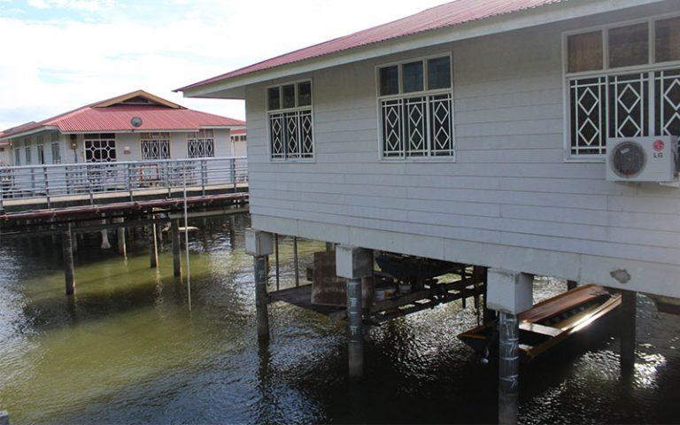 Kampong Ayer, els pobles de l'aigua