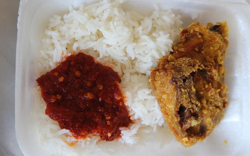 Què menjar a Brunei