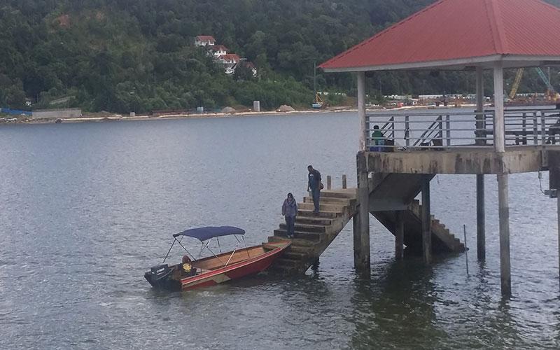 Pobles d'aigua de Brunei
