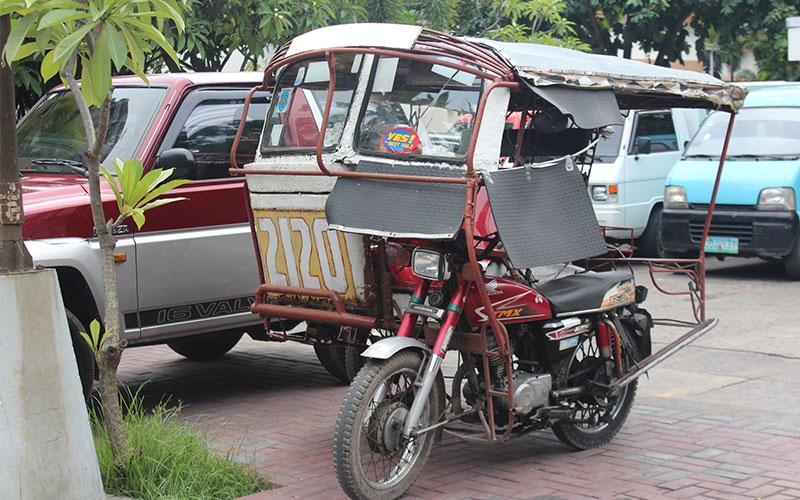 viatjar per lliure a les filipines