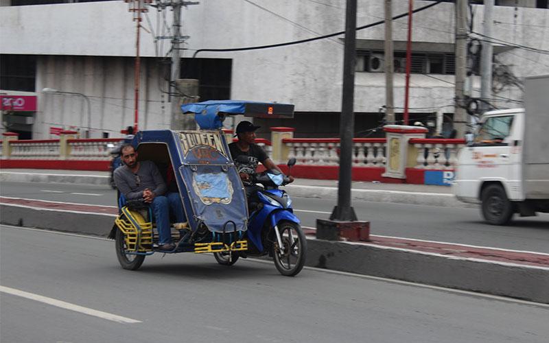transport per les filipines
