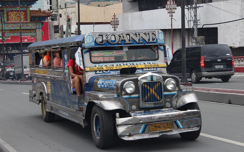 Com moure't per Filipines