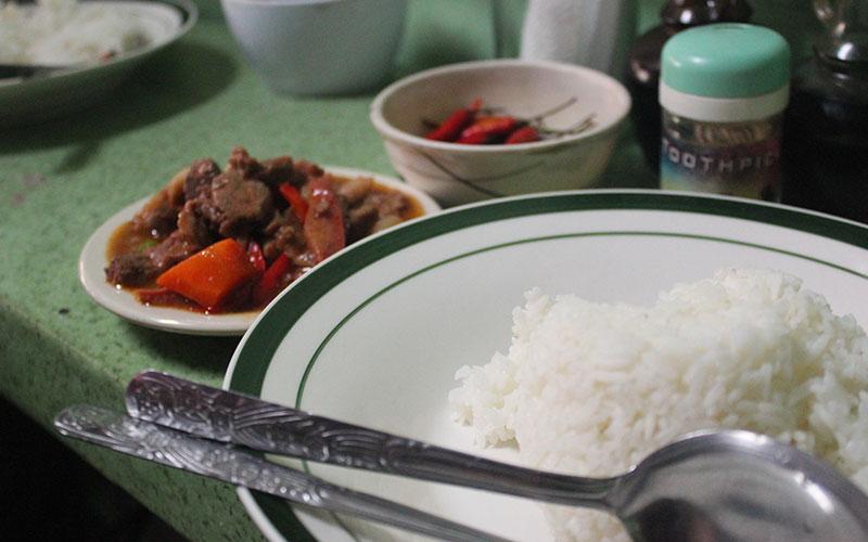 Què menjar a Filipines
