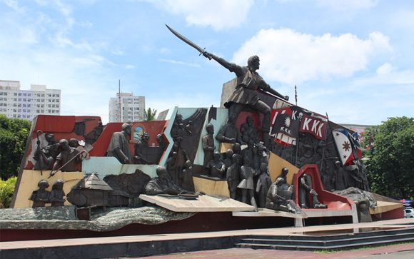 Breu història per parlar al bar sobre Filipines